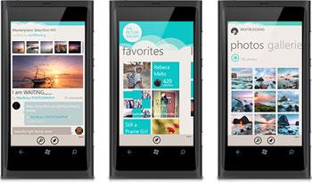 Windows Phone 7 and 8