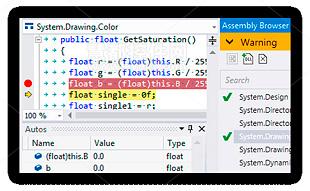 JustCode,Debug Decompiled Code