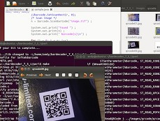 Barcode Reader Toolkit for Linux