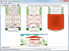 CAD DLL是一个为开发者打造的新版本CAD库,可在支持动态链接库技术的语言中添加CAD功能到应用程序中。
