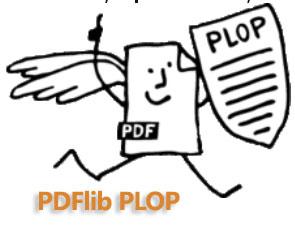 PDFlib PLOP