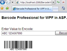 Barcode Professional for WPF