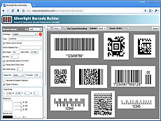 Neodynamic Barcode Professional for Silverlight