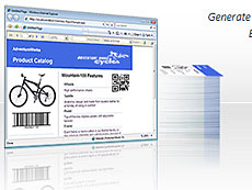 Barcode Professional for Reporting Services