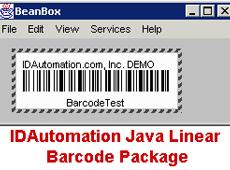 该产品用于集成自动化的条形码功能到internet应用程序,网站或自定义Java应用程序。