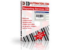 本产品是一个易于安装和使用的DLL程序组件,它可以在微软报表中创建条形码,而不需要使用条形码字体。