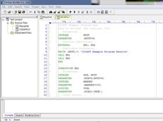 英特尔 Fortran 编译器 Linux 版
