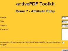 【更新】activePDF Toolkit 2016 R2.1发布