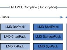 LMD VCL Complete