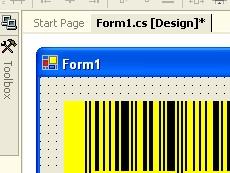 MW6 barcode .NET control是一款灵活、可靠的.Net组件,可创建专业的一维条码图像。