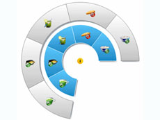 功能丰富的界面和动画控件
