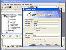 SCM Anywhere Hosted