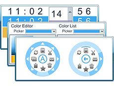 控件,dotNET控件,ASP.Net控件,Java控件,ActiveX控件,C/C++控件 ...