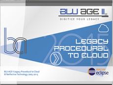 Legacy Procedural to Cloud