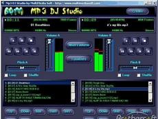 Audio DJ Studio for .NET