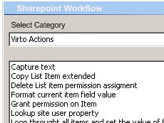 Virto Workflow Activities Kit