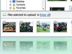 Image Uploader Express