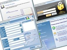 Klik! EntryLib.Net for Windows Forms