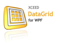 Xceed DataGrid for WPF