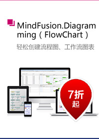 MindFusion.Diagramming(FlowChart)-慧都2013岁末回馈