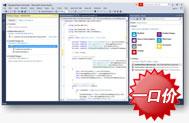 慧都科技正版IDE联合推广计划 - Visual Studio