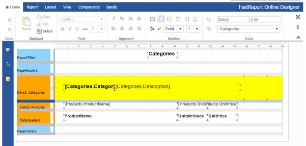 如何将报告上传到Online Designer并下载已编辑的报告