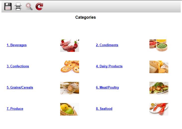 如何创建交互式网页报表