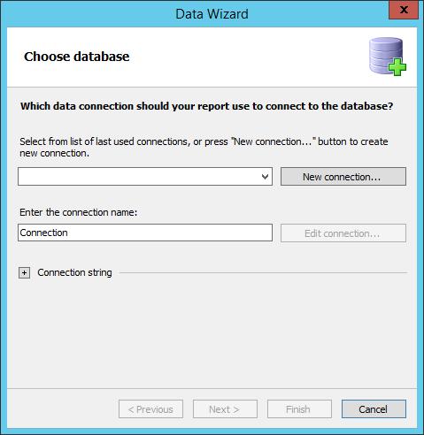 如何将MySQL数据库连接到报表中