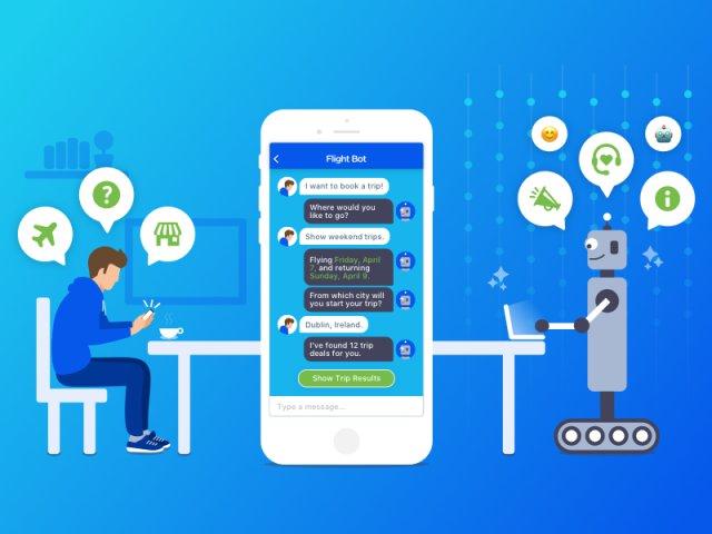 chatbot聊天机器人会话智能