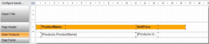 如何实现报表中高亮显示文本功能