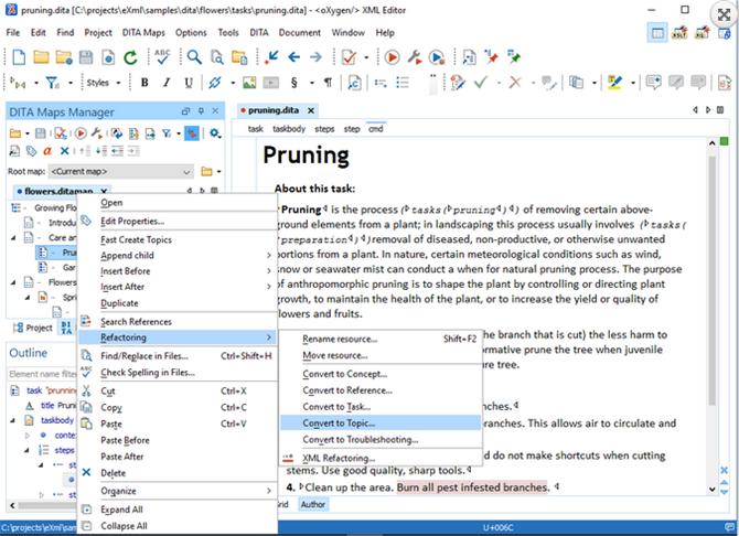 大版本】XML编辑器oXygen XML Editor V19 1发布| 支持DocBook