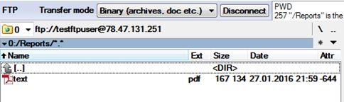 如何在FastReport.Net中通过FTP发送PDF格式的报表