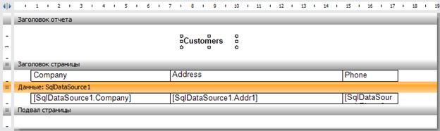 如何在一个网页上放置多个报表