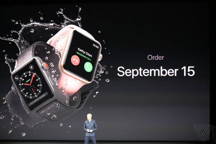 苹果发布会 直击Apple Watch