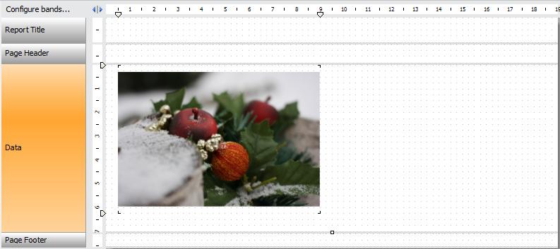 将报表导出为PDF时,如何保存原始图像质量