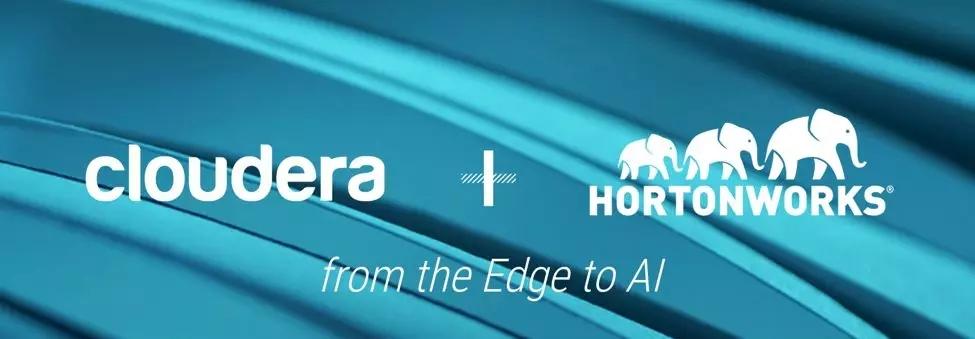 cloudera+hortonworks