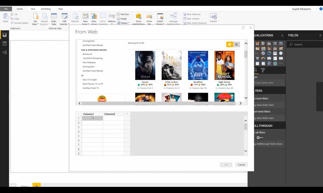 Power BI Desktop10月功能演示(三):数据连接