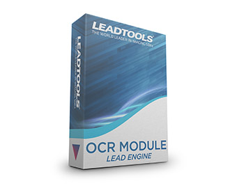 LEADTOOLS OCR Module - LEAD Engine授权购买