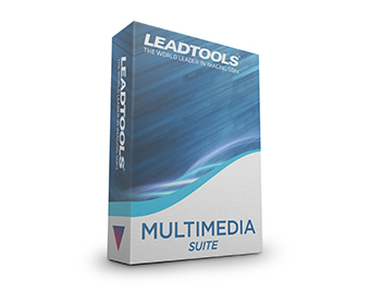 LEADTOOLS Multimedia Suite Developer Toolkit