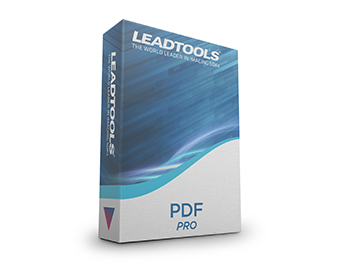 LEADTOOLS PDF Pro 授权购买