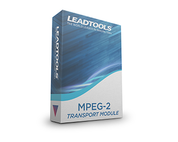 LEADTOOLS MPEG-2 Transport Module授权购买