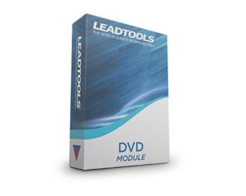 LEADTOOLS DVD Module