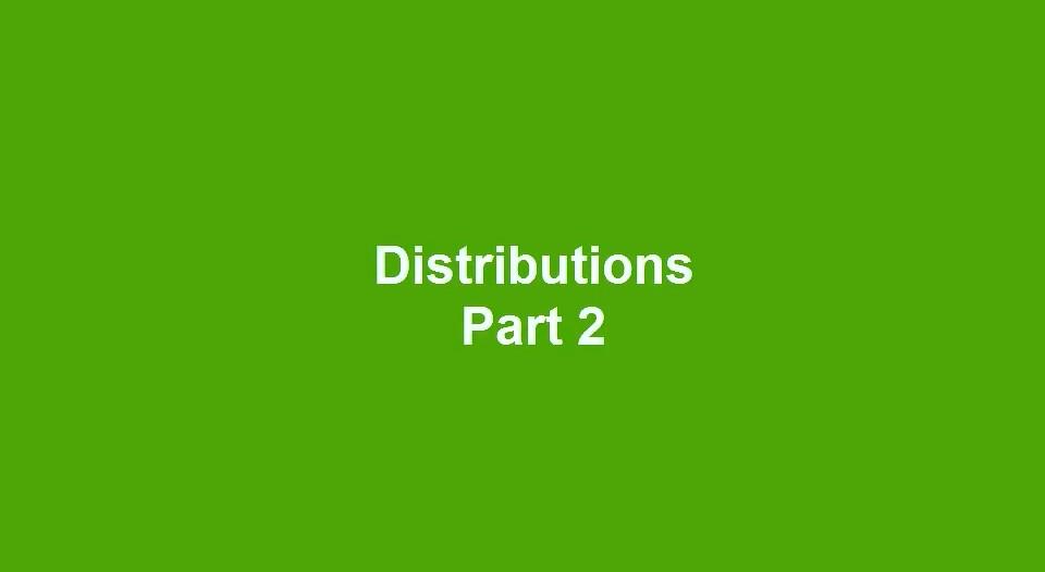 QlikView入门视频教程:了解分布(二)