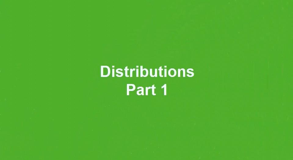 QlikView入门视频教程:了解分布(一)