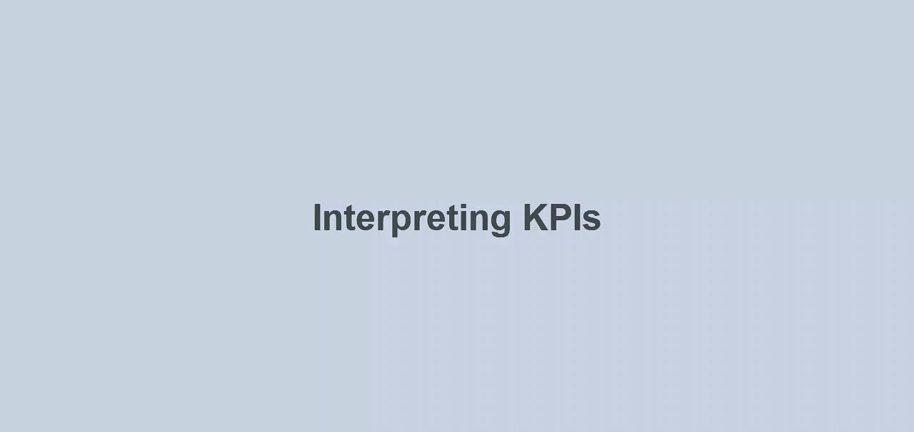 Qlik Sense入门视频教程:解释KPI
