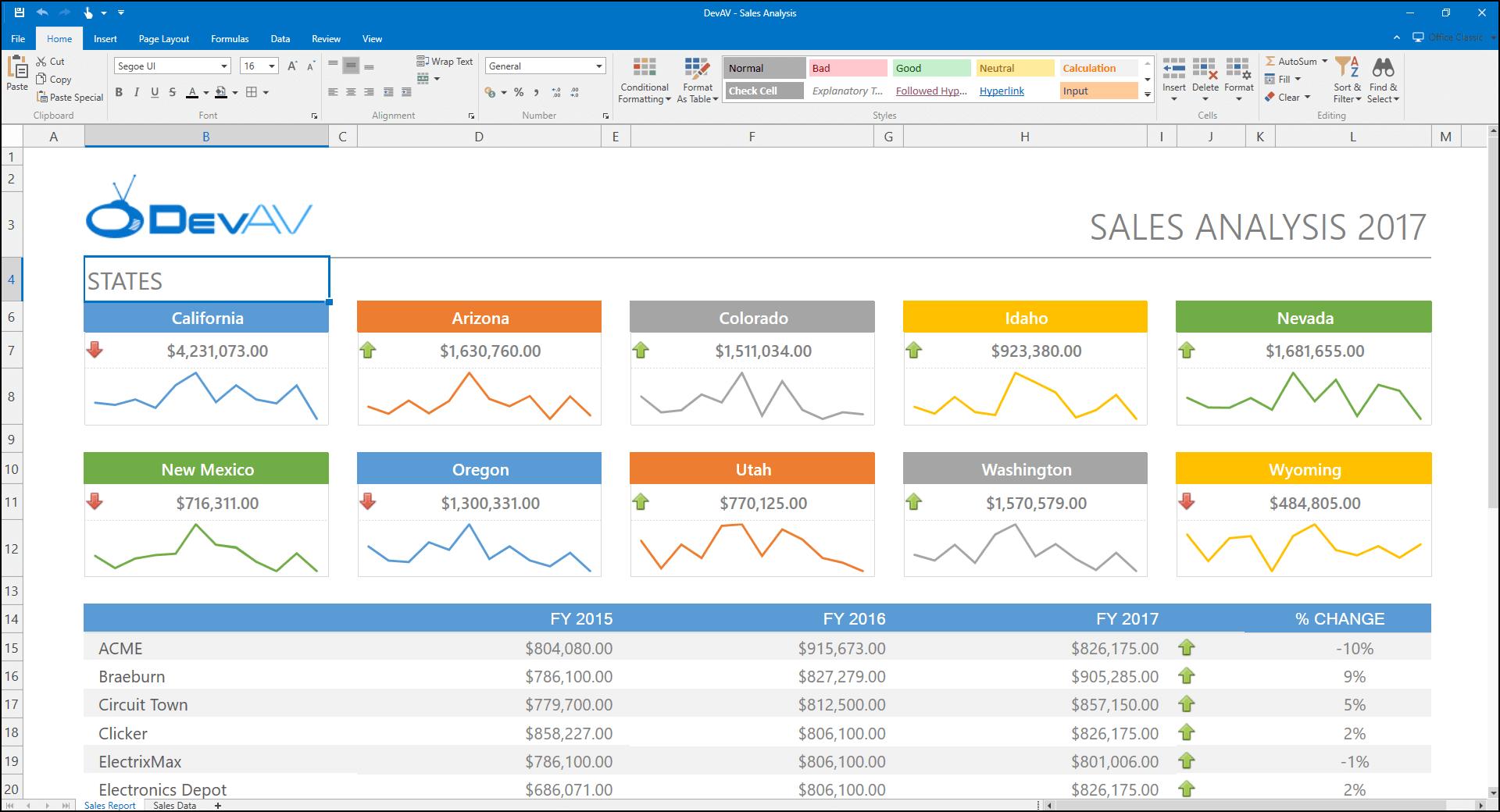 DevExpress v18.2新版亮点
