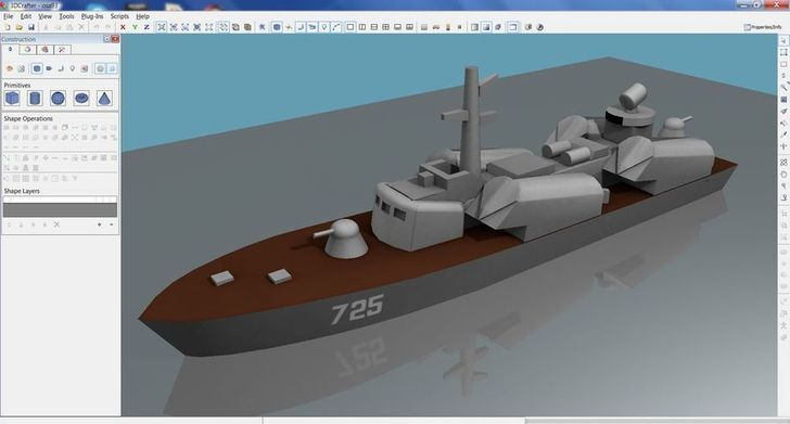 3D Crafter