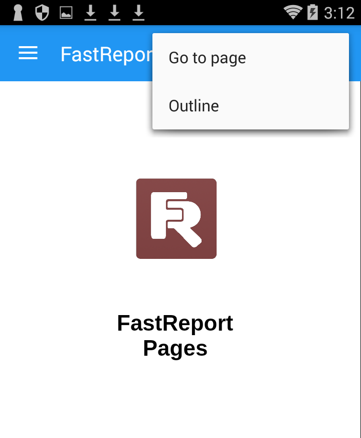 如何在Android设备上查看FastReport.Net报表