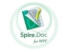 Spire.Doc for WPF