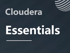 Cloudera Essentials授权购买